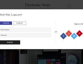 #4 para Creación de Landing Page para vender producto. de sumonakon3257