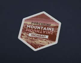 #7 for Design a Patch for the Porcupine Mountains / Lake in the Clouds by chauminhpham