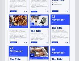 #10 untuk Design a Social Feed oleh Darya5669