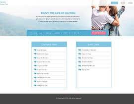 #70 for Need website redesign mockups by webdesignmilk