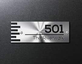 #2 220 Madison - apartment door number plaques részére lianna84 által