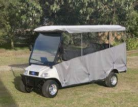 hsehtak2015 tarafından photoshop weather curtains on to long golf cart için no 1