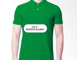 #22 for Design a Polo Shirt for my Alumni by luphy