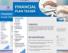 nº 108 pour Build a Financial Teaser par Akheruzzaman2222