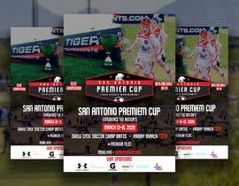 #36 untuk Looking to have soccer tournament flyers done oleh DesignerSohan