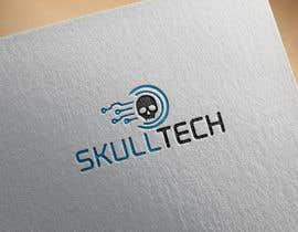 #67 for Logo for skulltech.com.au by polasmd995