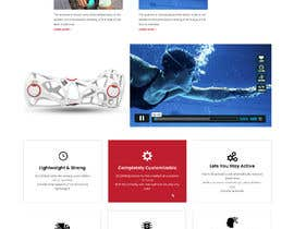 #15 for Build me a one page website by saidesigner87