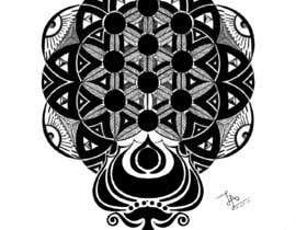 #57 , Tattoo design 来自 luismoncada1082