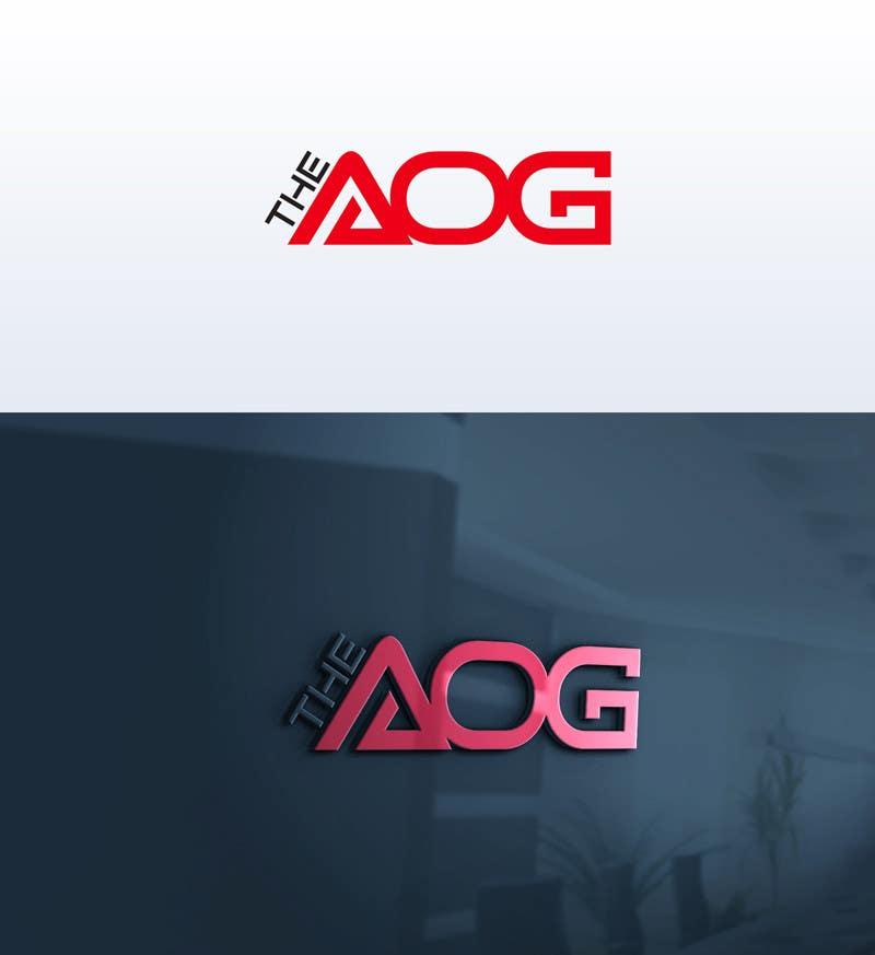 Penyertaan Peraduan #                                        77                                      untuk                                         We are looking for a modern & original logo for AOG