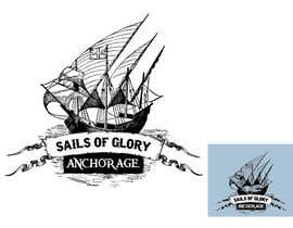 #12 for Sails of Glory Anchorage logo af marijoing