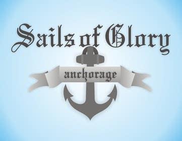 #13 para Sails of Glory Anchorage logo de xahe36vw