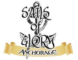 #10 para Sails of Glory Anchorage logo de tencing