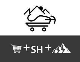 Nro 28 kilpailuun Need A Symbolic Logo Design for Online Store http://shopperhill.com käyttäjältä HdBinesh