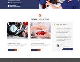 #7 for website for automotive repair shop by tresitem