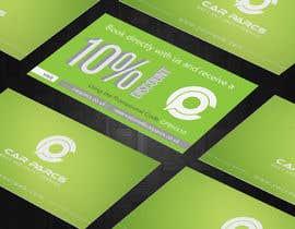 #201 for Business Card Design af zumurislam15