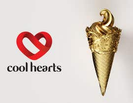 """#68 for Looking super cool logo for my Ice Cream Brand """"Cool Hearts"""" af sakhn"""