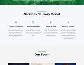 #20 for Build a responsive, one-page website. af agwanyasin