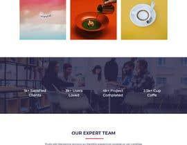 #8 for Build a responsive, one-page website. af mdkawsarahme661