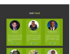 #35 for Build a responsive, one-page website. af Salam2441