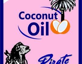 #44 untuk Coconut oil logo oleh chaveen