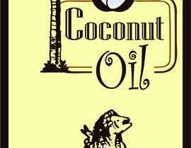 #45 untuk Coconut oil logo oleh chaveen