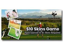 Nro 13 kilpailuun Promo graphic (golf) käyttäjältä irfananis07