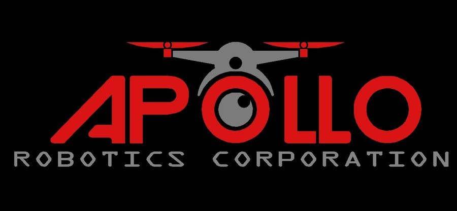 Penyertaan Peraduan #377 untuk New Logo for Apollo Robotics