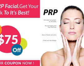 jakariahossainm tarafından Facebook Ad for $75.00 Coupon off of PRP Facial için no 3