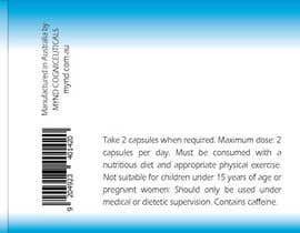 Nro 50 kilpailuun Label design for pharmaceutical bottle käyttäjältä ChristyArts