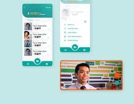#44 cho Video Recording App UI  Design bởi rostovniki