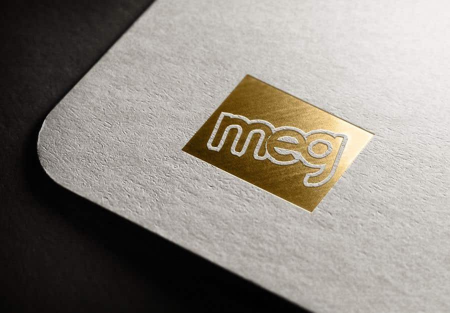 """Penyertaan Peraduan #319 untuk Need a logo design with """"MEG"""" text"""