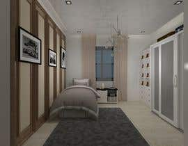 #7 for 3D model + interior design for bathrooms and bedrooms af na4028070