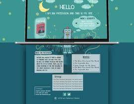 #5 para Graphic Design for Author Page por faitihaa