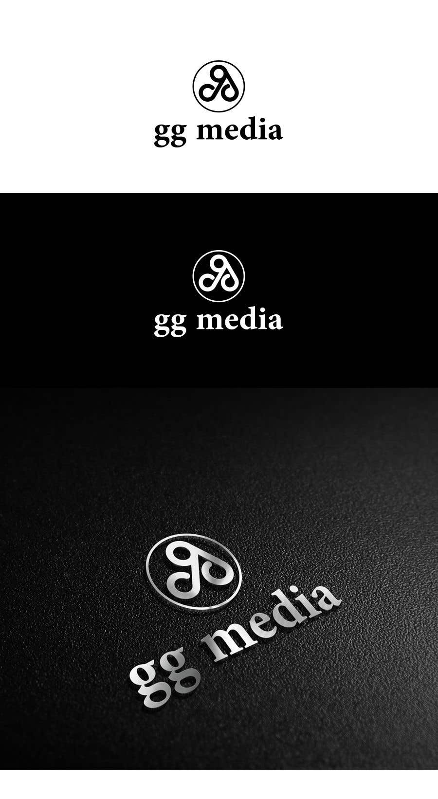 Bài tham dự cuộc thi #372 cho Design a Logo for GG Media