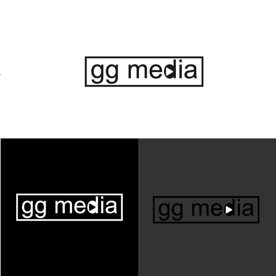 Bài tham dự cuộc thi #387 cho Design a Logo for GG Media