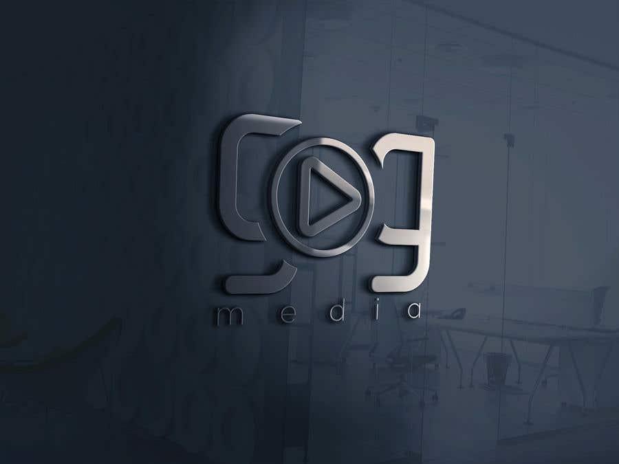 Bài tham dự cuộc thi #408 cho Design a Logo for GG Media