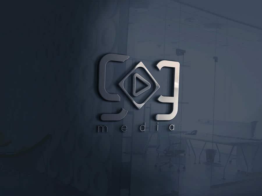 Bài tham dự cuộc thi #413 cho Design a Logo for GG Media