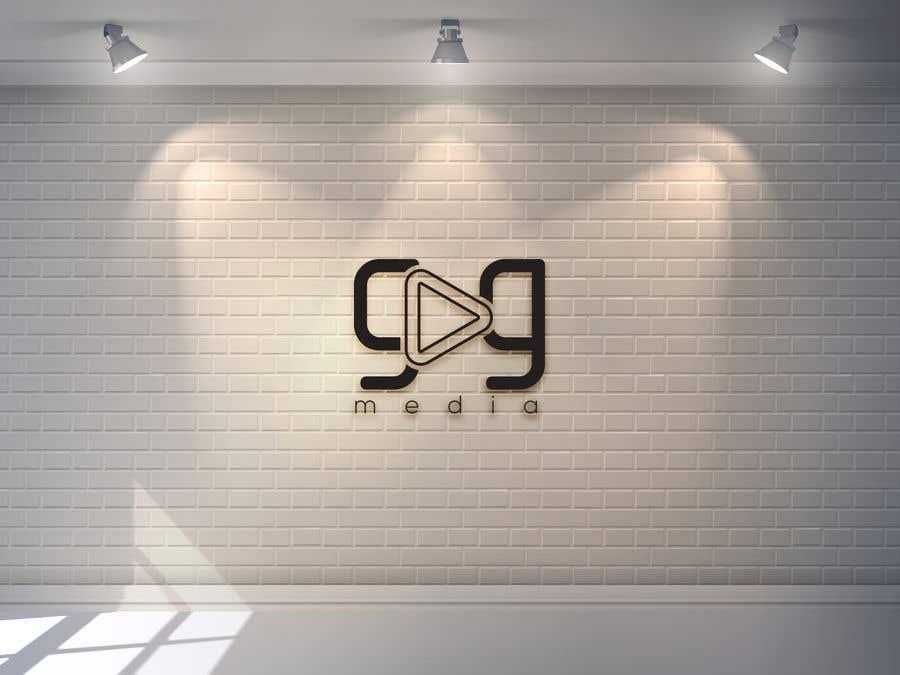 Bài tham dự cuộc thi #415 cho Design a Logo for GG Media