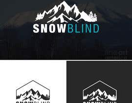 Nro 74 kilpailuun Design a Logo for Snowblind käyttäjältä manjalahmed