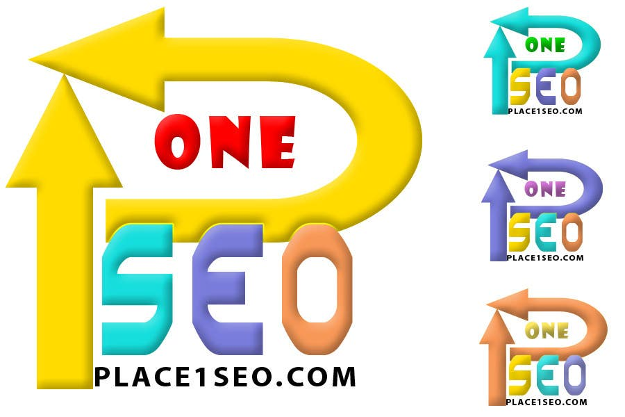 Penyertaan Peraduan #                                        144                                      untuk                                         Logo Design for A start up SEO company- you pick the domain name from my list- Inspire Me!