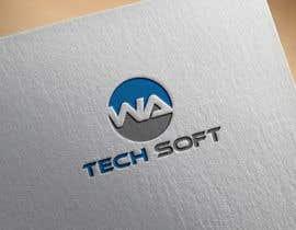 heisismailhossai tarafından Logo for IT outsourcing company: Wa Tech Soft. Do not submit logo generated logo için no 71