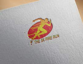 "#22 for Need a fake logo for the ""The 5K Fire Run"" where people race on hot coals and fire in their bare feet by Iqrasiddiq"