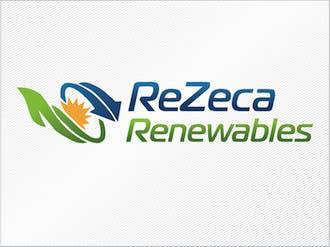 Kilpailutyö #                                        30                                      kilpailussa                                         Logo Design for ReZeca Renewables