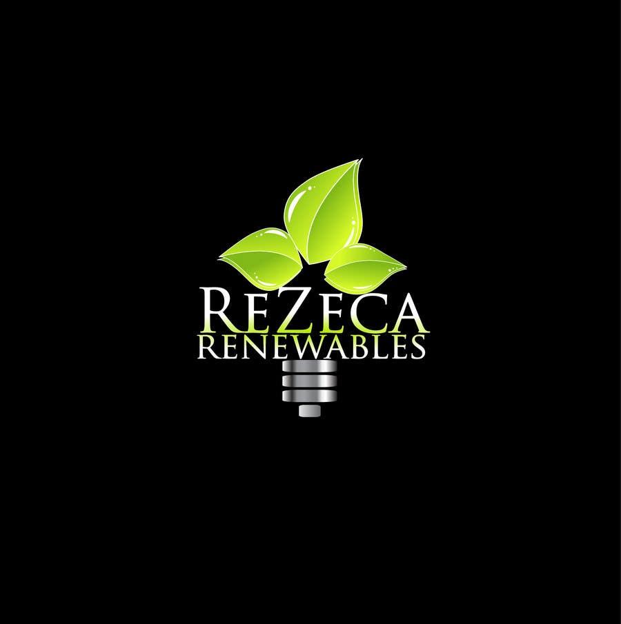 Inscrição nº 54 do Concurso para Logo Design for ReZeca Renewables