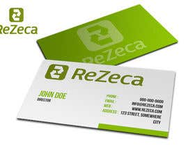 nº 34 pour Logo Design for ReZeca Renewables par santy99