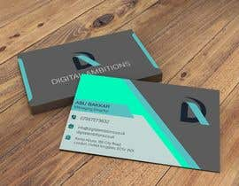 nº 26 pour Make business card for my company par asifabc