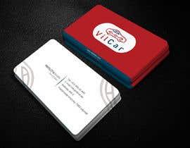 Nro 27 kilpailuun Make business card for my company käyttäjältä Jahidul1999