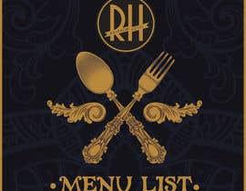 #29 for I need a graphic designer to re-design our menu af ronzwebfactory