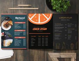 #27 for I need a graphic designer to re-design our menu af sahrearhossen