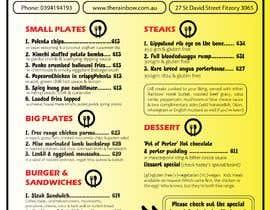 #16 for I need a graphic designer to re-design our menu af techfanta